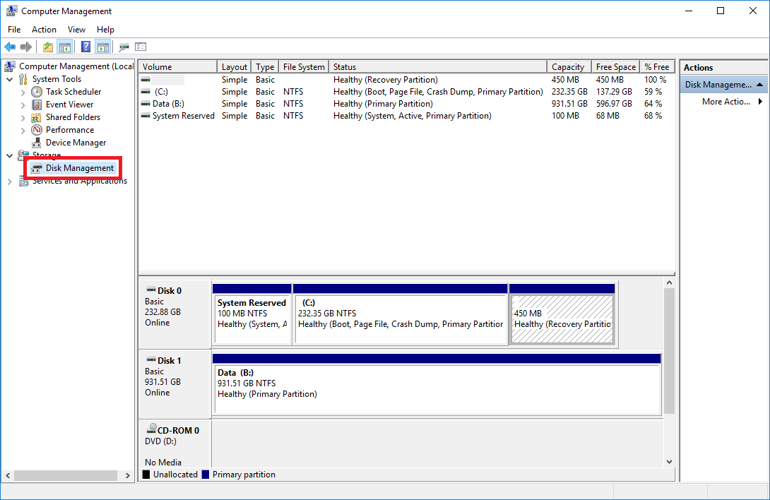 How to Create a Hard Drive Partition in 6 Easy Steps